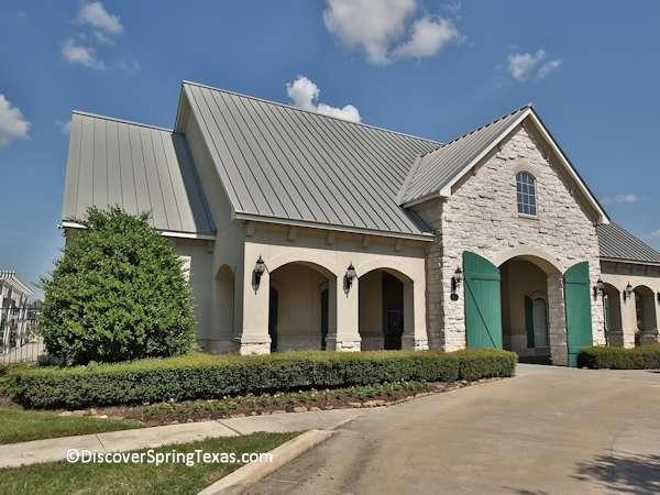 Country Lake Estates Spring Texas