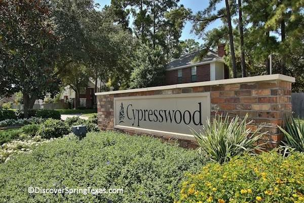 Cypresswood homes for sale