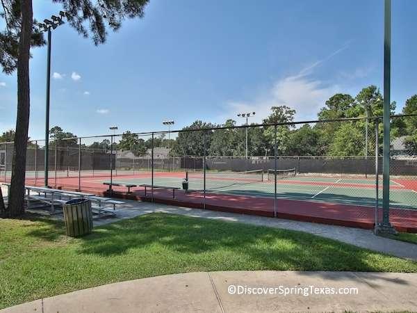 cypresswood tennis courts