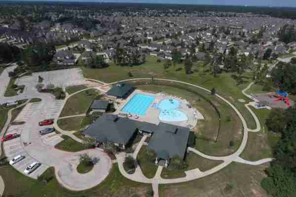 Auburn Lakes Recreation Center Spring TX
