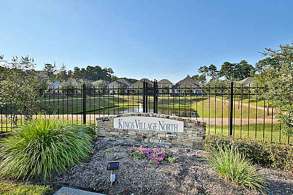 Gated communities Spring TX