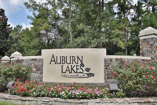Auburn Lakes Spring TX