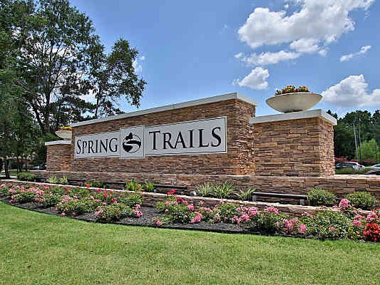 Spring Trails homes