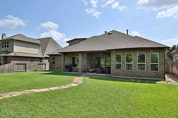 Lakes of Cypress Forest homes