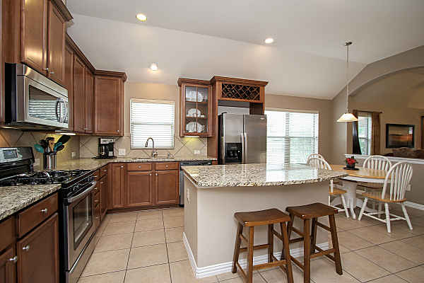 Senterra Lakes homes for sale