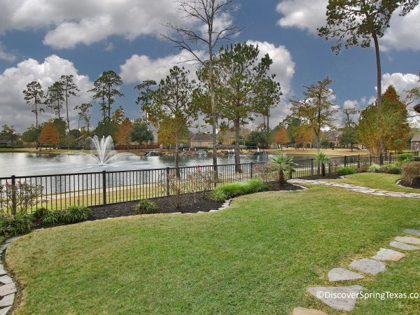 Lakes of Cypress Forest Homes for Sale Real Estate Spring TX