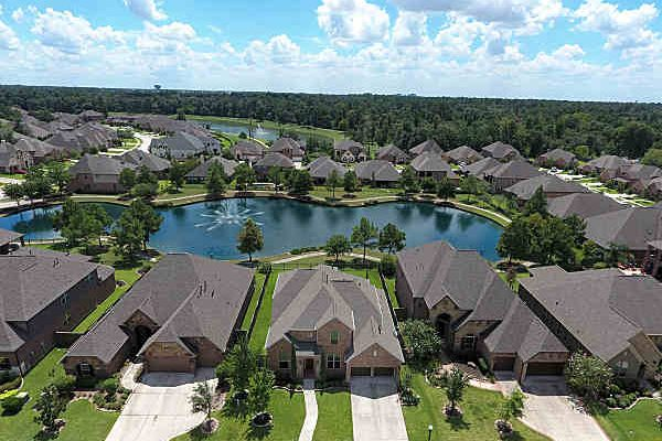 Homes for sale lakes of Cypress Forest