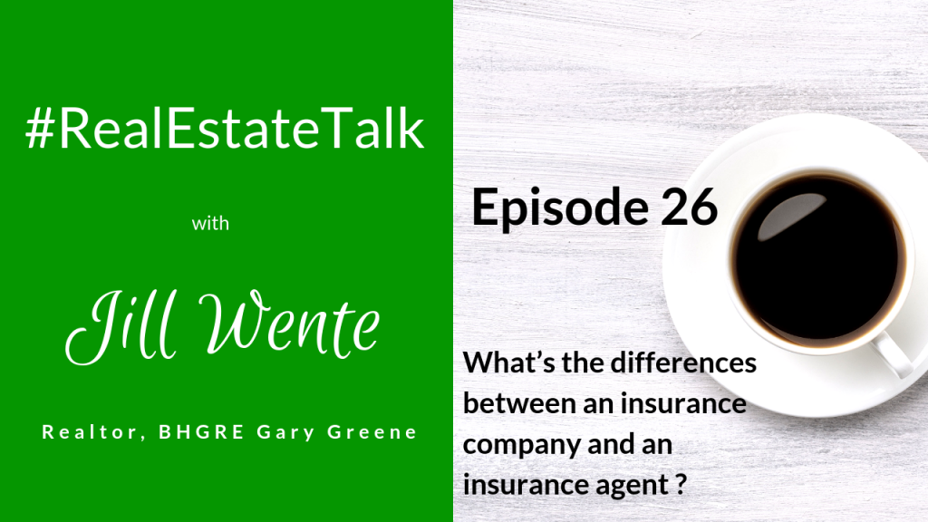 #realestatetalk homeowners insurance