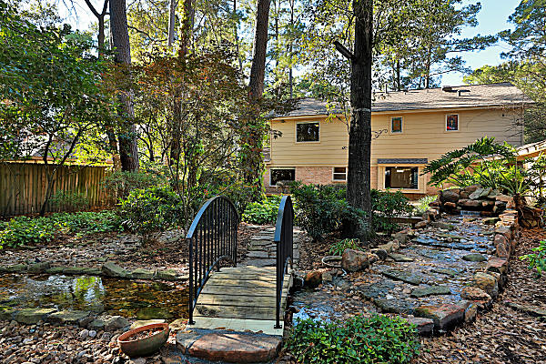 Spring Creek Forest homes
