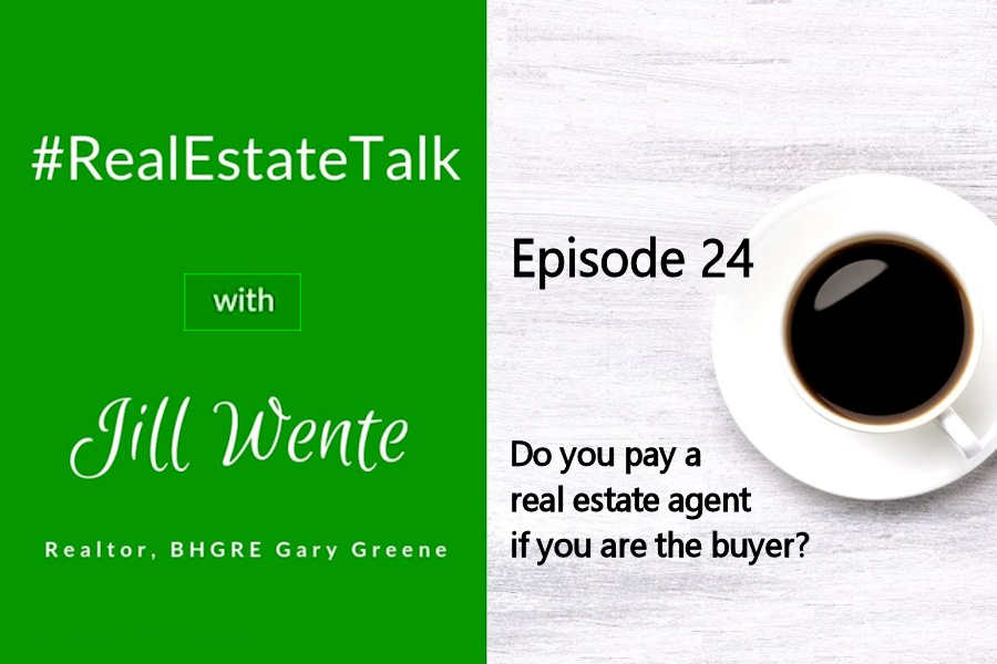 Does a buyer pay for a real estate agent