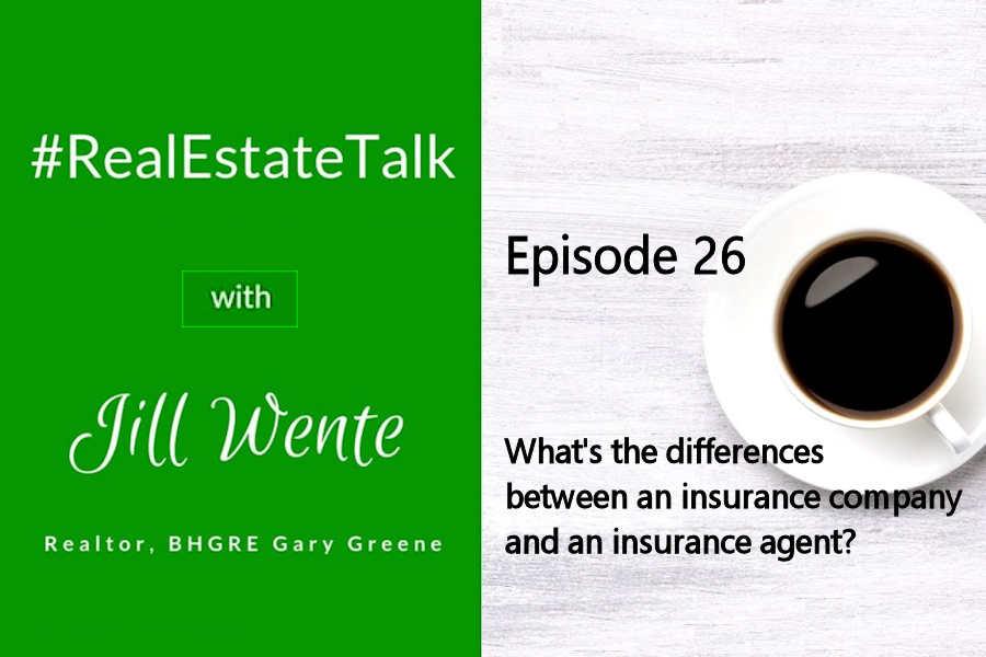 insurance agent vs insurance company