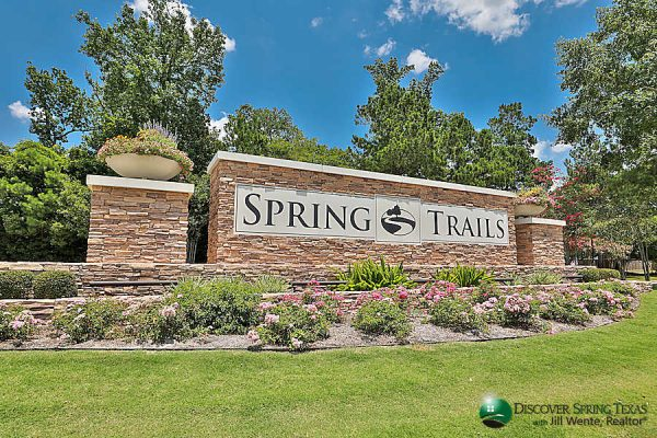 Spring Trails Spring TX