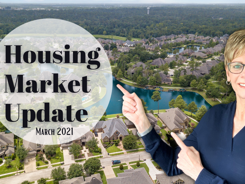 Spring TX Housing market