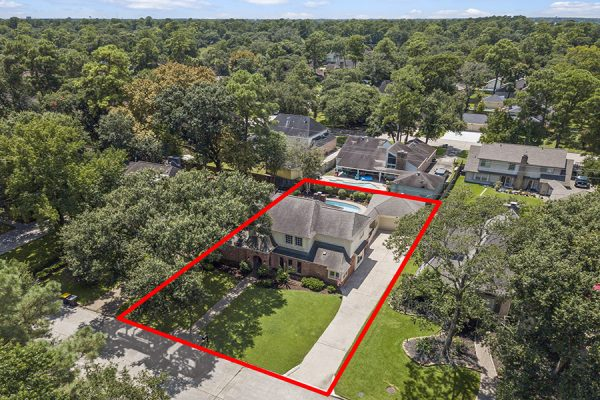 15203 Morning Pine Houston Texas Homes