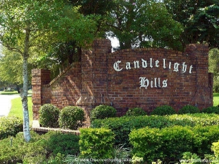 Candlelight Hills subdivision
