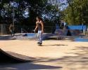 Skate Park in Spring Texas