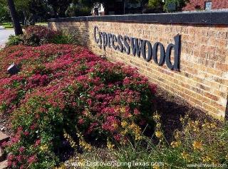 Cypresswood subdivision