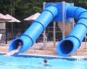 Devonshire Woods double water slide