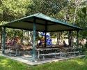 Devonshire Woods pavilion